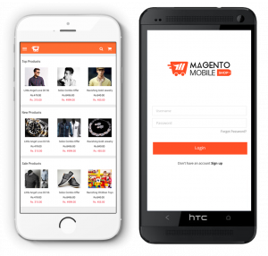 Magento Mobile Application